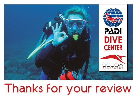 Scuba Galapagos: Thanks for your honest review!