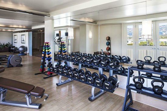 Viceroy L'Ermitage Beverly Hills: Fitness