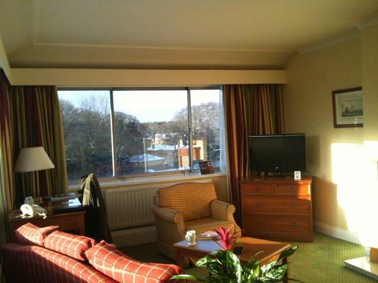Newcastle Marriott Hotel Gosforth Park : Sunny Morning