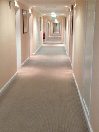 The Westerwood Hotel & Golf Resort - A QHotel:                   The Hallway