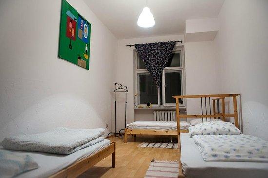 Hostel Bemma : 3 beds room