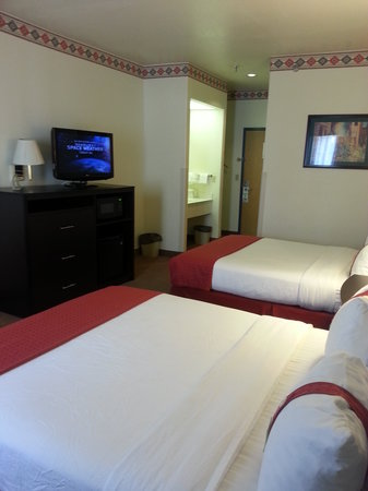 ‪‪Ramada Williams/Grand Canyon Area‬: Double Occupancy Room‬