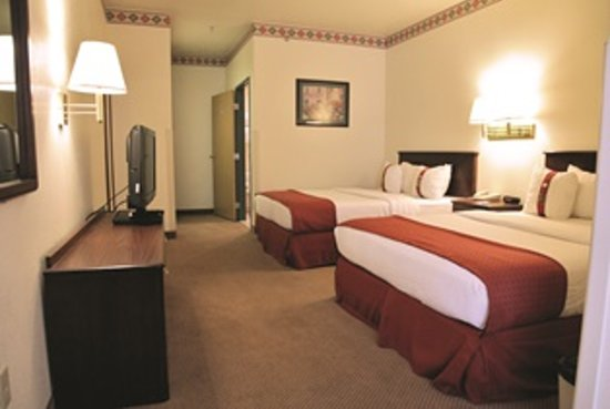 Ramada Williams/Grand Canyon Area: Guest Room at the Holiday Inn Williams