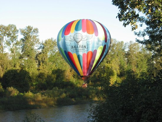 ‪Balloon Flying Service of Oregon‬