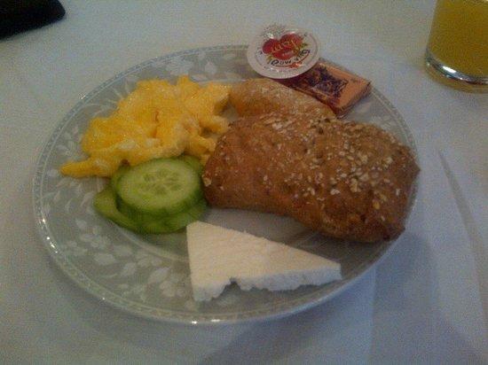 Hotel Tanne: breakfast