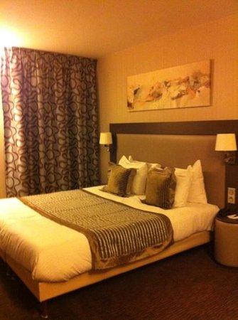 Best Western Hotel Belfort: chambre exécutive