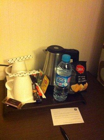 Best Western Hotel Belfort: dans la chambre