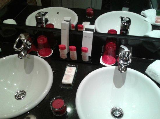 Gran Melia Fenix: amenities