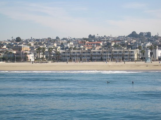 Beach House Hotel Hermosa Beach:                   Beach House Hermosa Beach CA