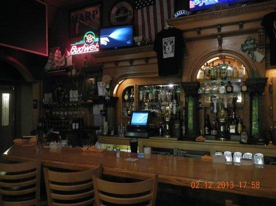 Gallagher's Irish Pub & Restaurant: entrance view