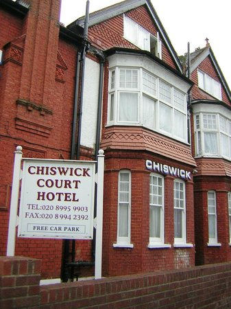 Chiswick Court Hotel:                   Tal cual