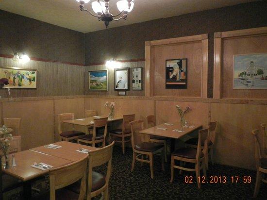 Gallagher's Irish Pub & Restaurant: dining area