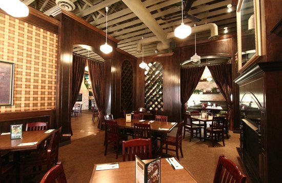 O'Shea's Eatery And Ale House: Private dining area