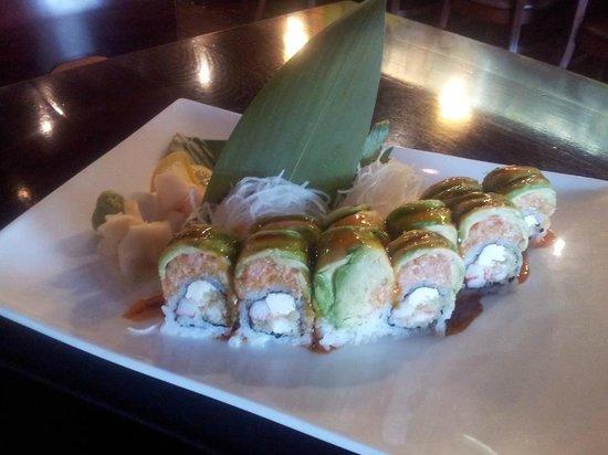 Sora Japanese Restaurant:                   Sushi