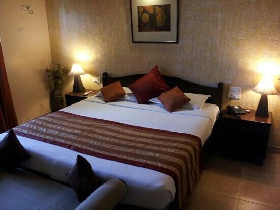 Resort Terra Paraiso:                                     Zimmer