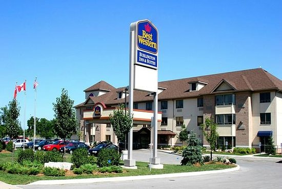 Best Western Burlington Inn And Suites