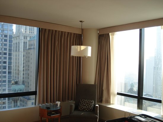 Millennium Hilton New York Downtown:                   Room 4712