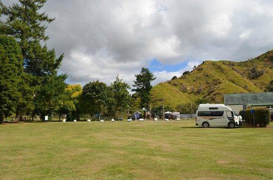 Whangamomona Campground