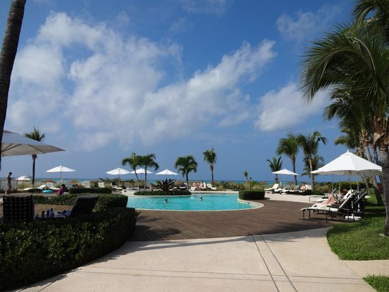 The Sands at Grace Bay:                   pool