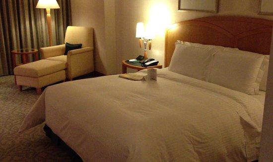 Caravelle Saigon:                   room                 