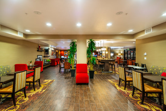 Hampton Inn St. George: Lobby