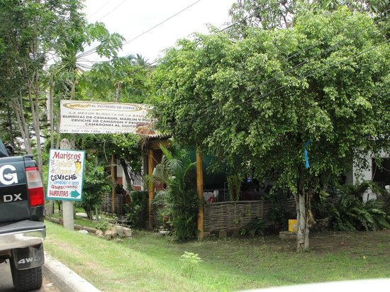 El Potrero de Chavez:                   El restaurante