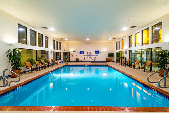 Hampton Inn St. George: Indoor Pool
