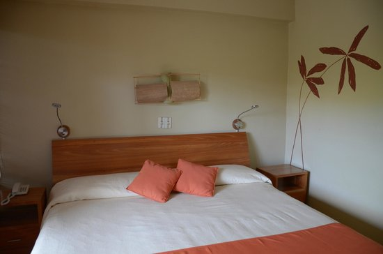 Finch Bay Eco Hotel: Small room