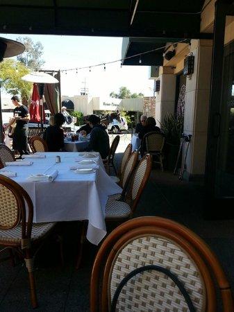 Barrio Queen: Outdoor Dining Area
