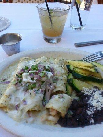 Barrio Queen: Mar Enchiladas and The Don Margarita