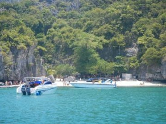 Samui Boat Charter:                   Ang Thong w/ Samui Boat Charter no.1                 