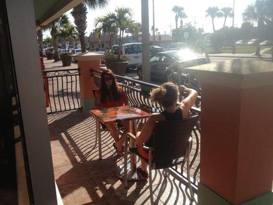 Juice N Java Cocoa Beach Florida