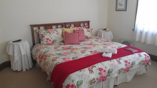 Mole Creek Guesthouse : Our room