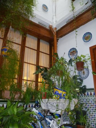 Pension Zurita:                   ground floor