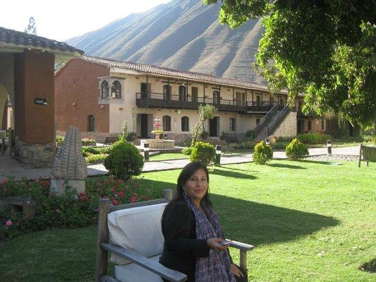 Sonesta Posadas del Inca Yucay:                   descansooo