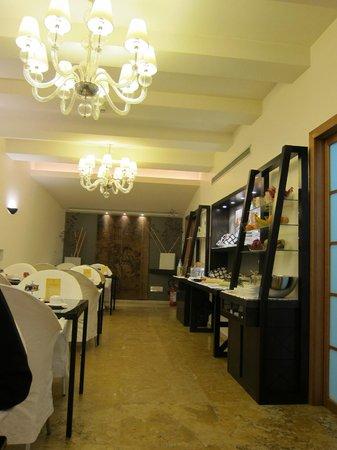 Hotel Plaza Opera :                   Breakfast Room