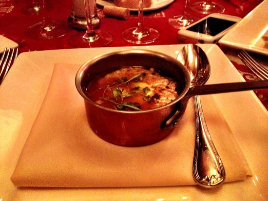 Alpino Vino:                   Yummy soup