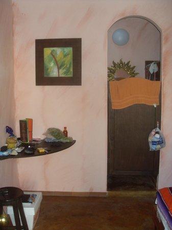 Pacha Tulum:                   view of bathroom