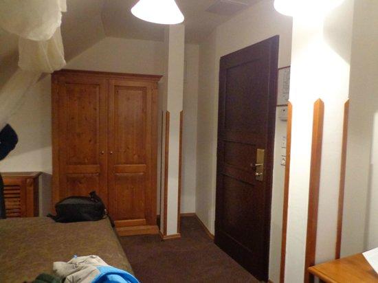 Hotel Residence Agnes:                   Habitacion