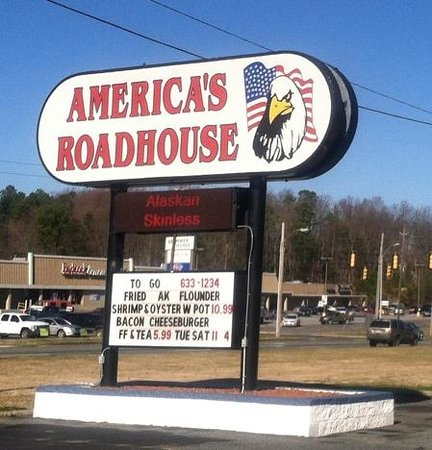 America S Roadhouse Asheboro Nc