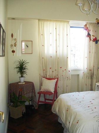 El Jardin del Tango: Casa Rosa: Aviary Room