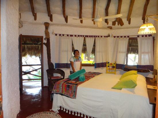 Holbox Hotel Mawimbi: STANDARD ROOM WITH BALCONY & MEFI