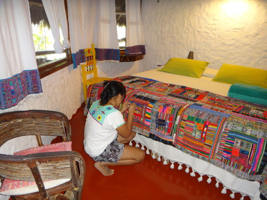 ‪‪Holbox Hotel Mawimbi‬: ROOM WITH BALCONY + MEFI‬
