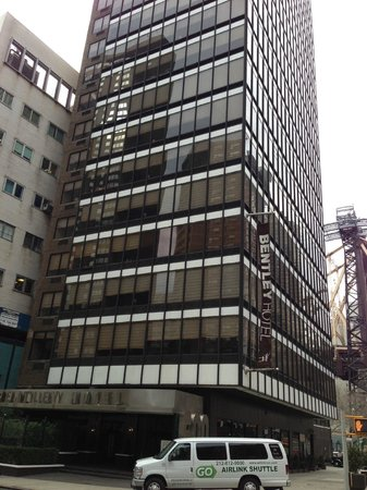 outside - picture of the bentley hotel, new york city - tripadvisor