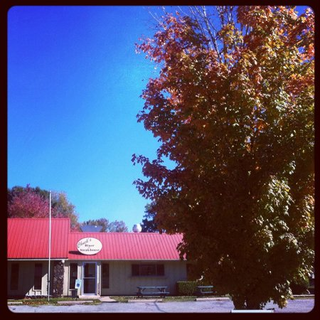 Chuck's Diner: Fall in Heber Springs