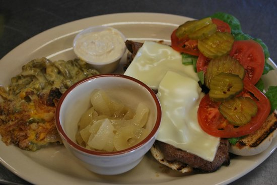 Chuck's Diner: How about our own Ribeye Sandwich at Chuck's