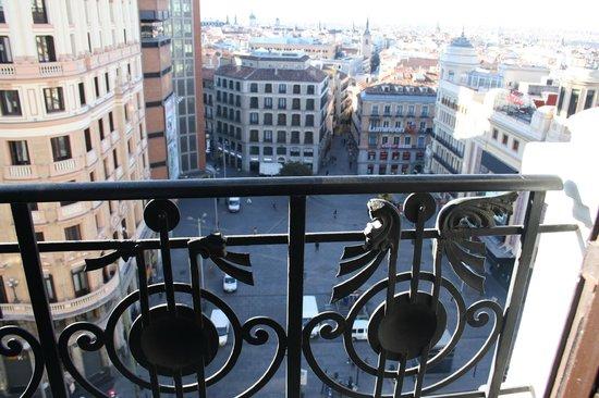 Hostal Granvia 44:                   Vista Hostal por Marta Lino
