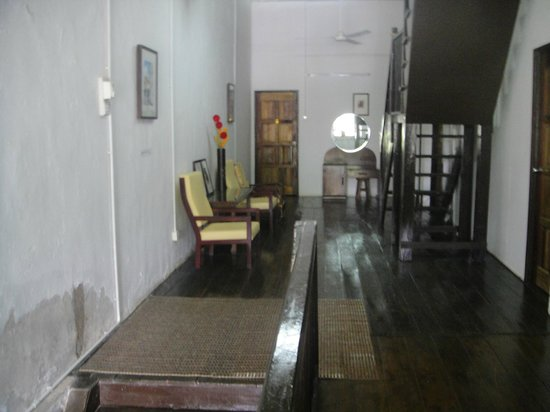River View Guest House:                   area de estar
