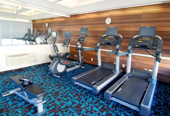 Fairfield Inn Anaheim Hills Orange County: Fitness Center