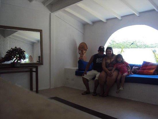 Hotel Coco Paraiso:                                     Recepción